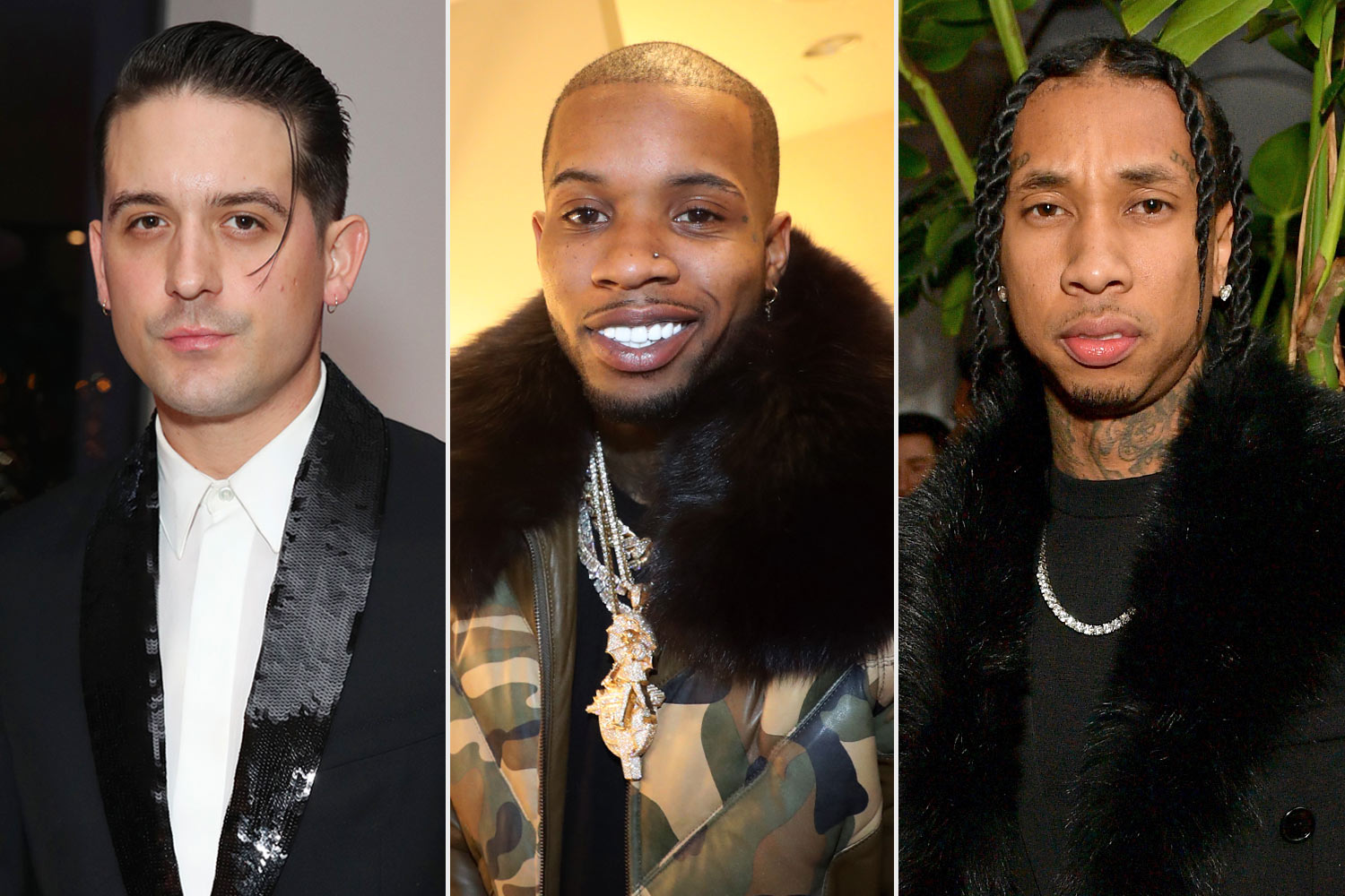 G-Eazy Hints at Fling with Megan Thee Stallion on New Collab with Tory Lanez & Tyga