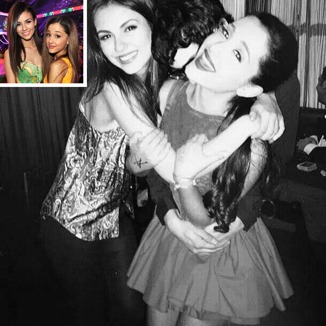 Ariana Grande, Victoria Justice, Victorious 10 주년 기념 : 'Such a Special Time'