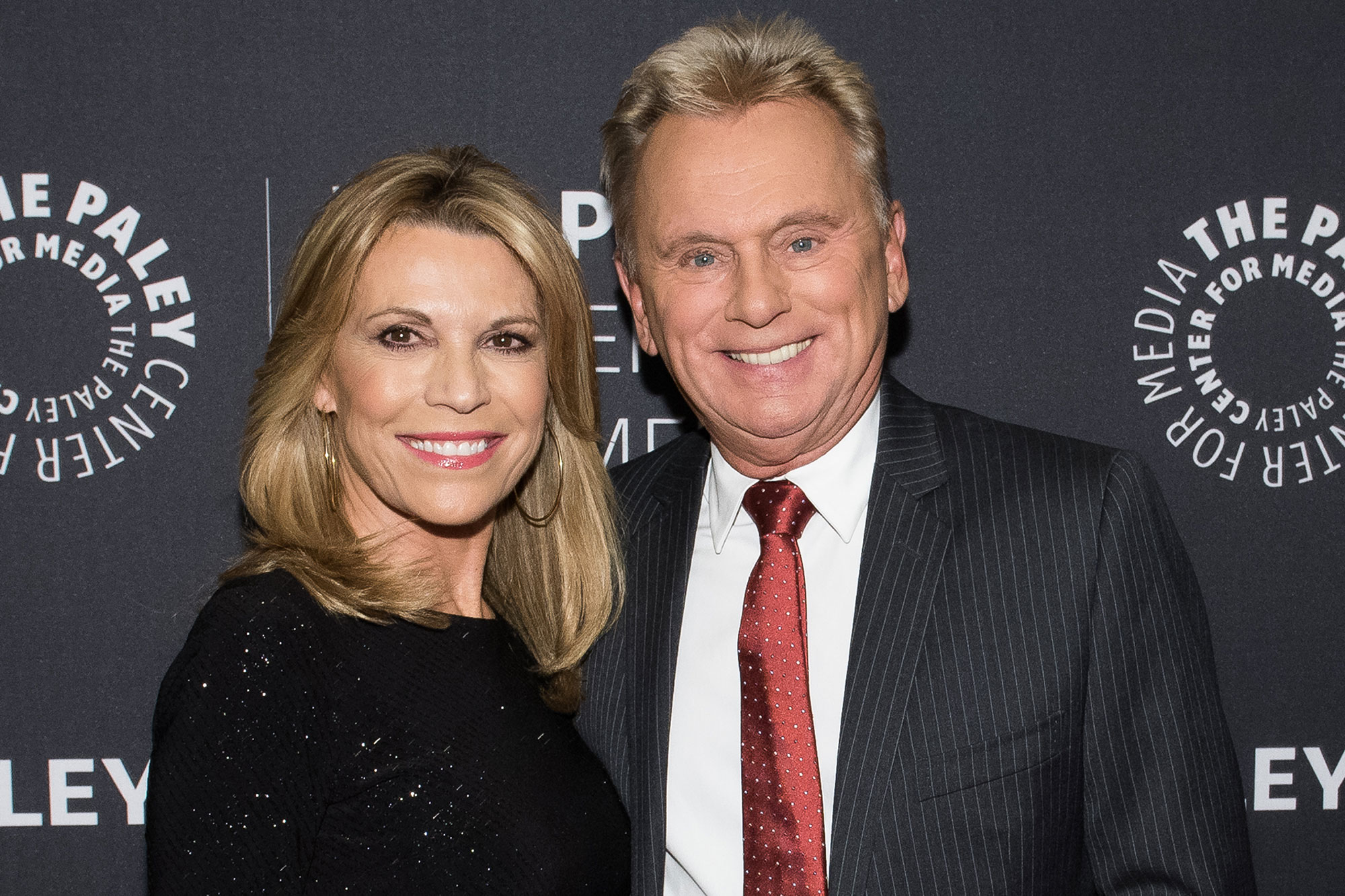 Pat Sajak And Vanna White To Host Celebrity Wheel Of Fortune People Com