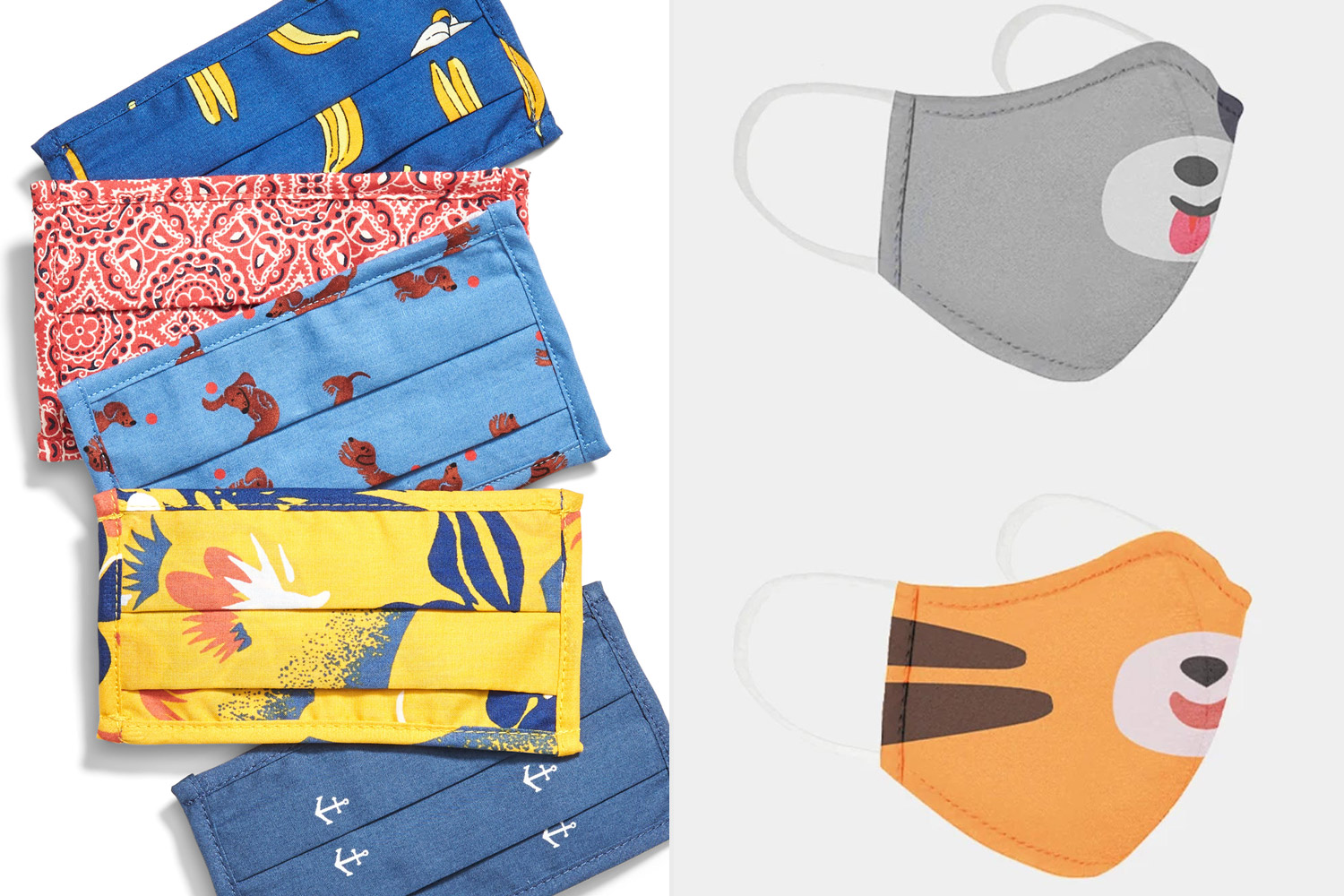 Best Reusable Cloth Face Masks for Kids Available Online | PEOPLE.com