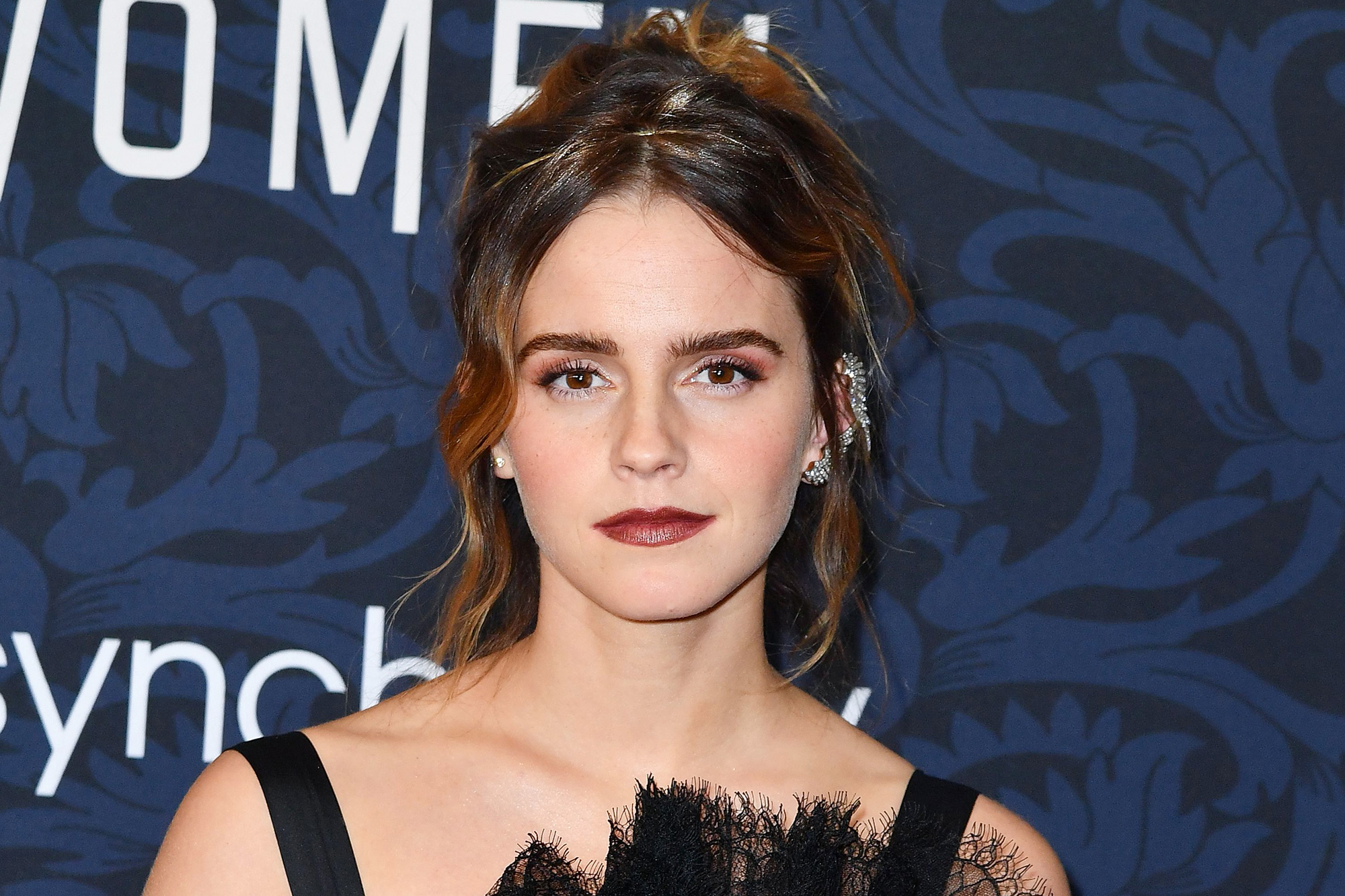 Emma Watson Speaks Out Against  White Supremacy