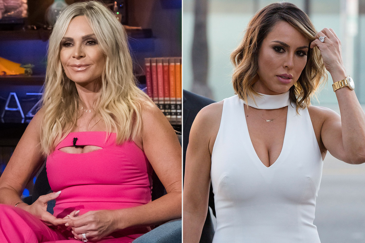 Rhoc S Tamra Judge Calls For Kelly Dodd To Be Fired For Past