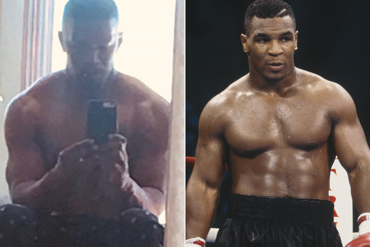 Jamie Foxx Transforms Into Mike Tyson For Upcoming Biopic People Com