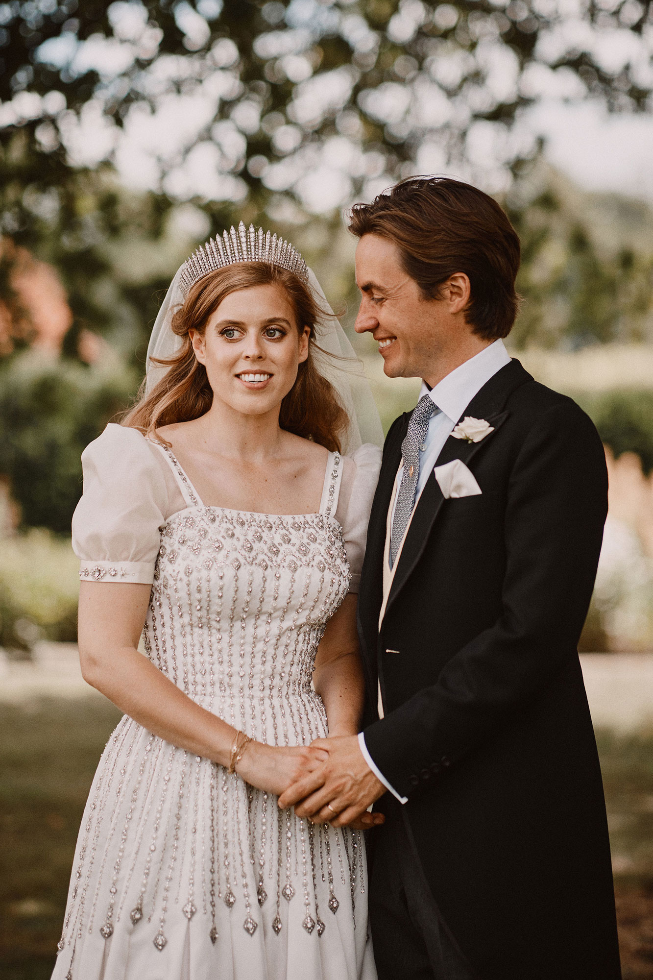 Princess Beatrice S Husband Shares Poem Read At Royal Wedding People Com