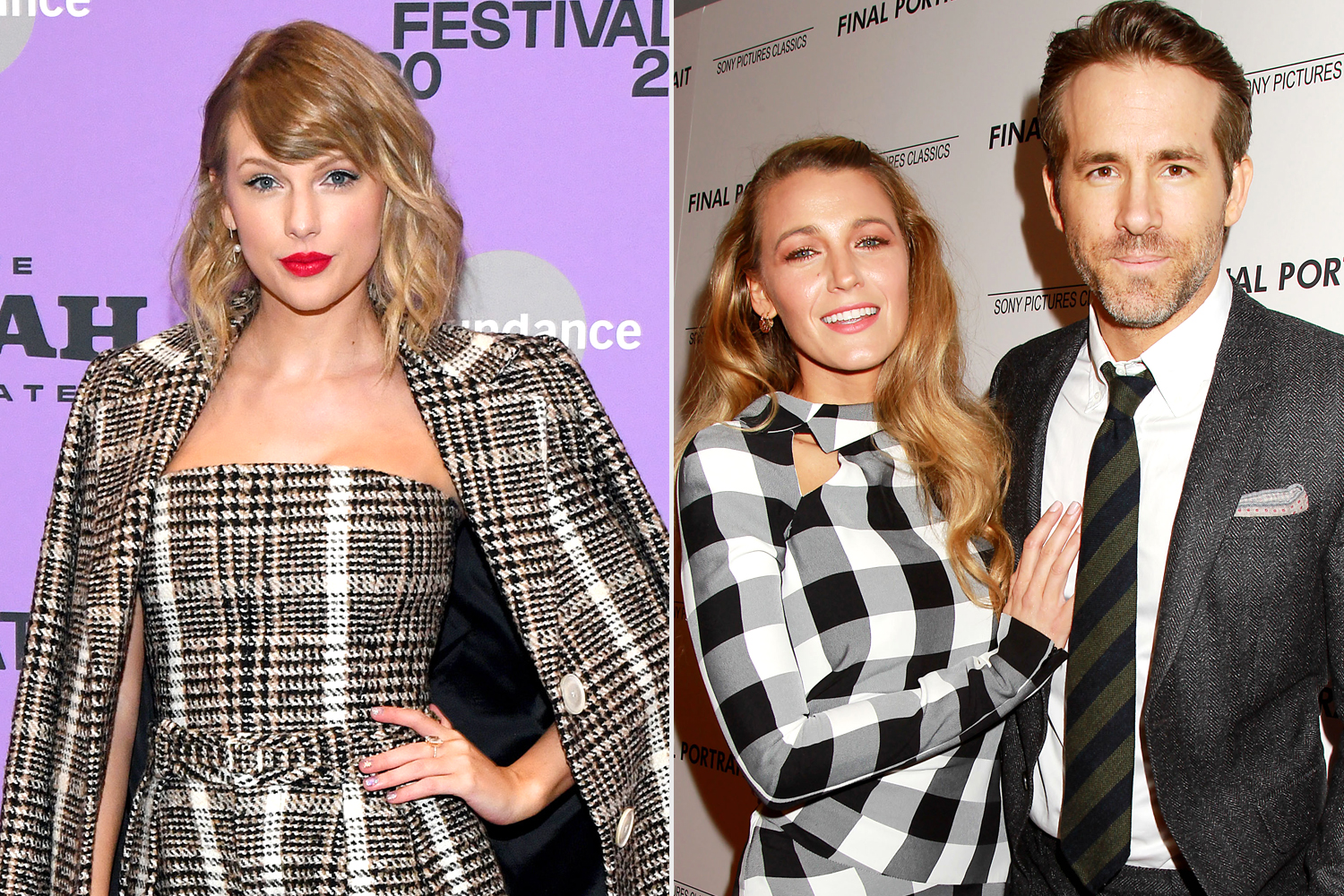 Taylor Swift Talks Blake Lively S Daughter In Betty People Com