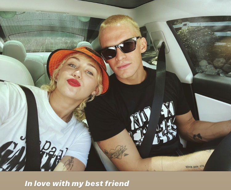 Cody Simpson 'in Love with Best Friend' Miley Cyrus | PEOPLE.com
