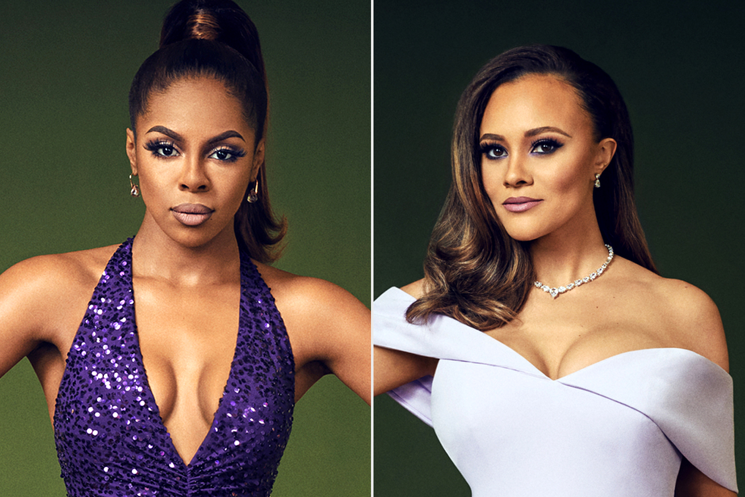 RHOP: การต่อสู้ระหว่าง Candiace Dillard และ Ashley Darby's Husbands Break Out at Holiday Party