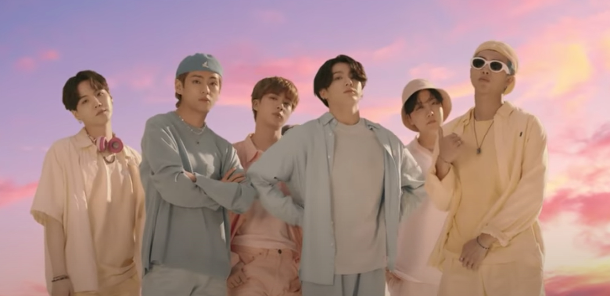 Bts First South Korean Band No 1 On Billboard Hot 100 Chart People Com