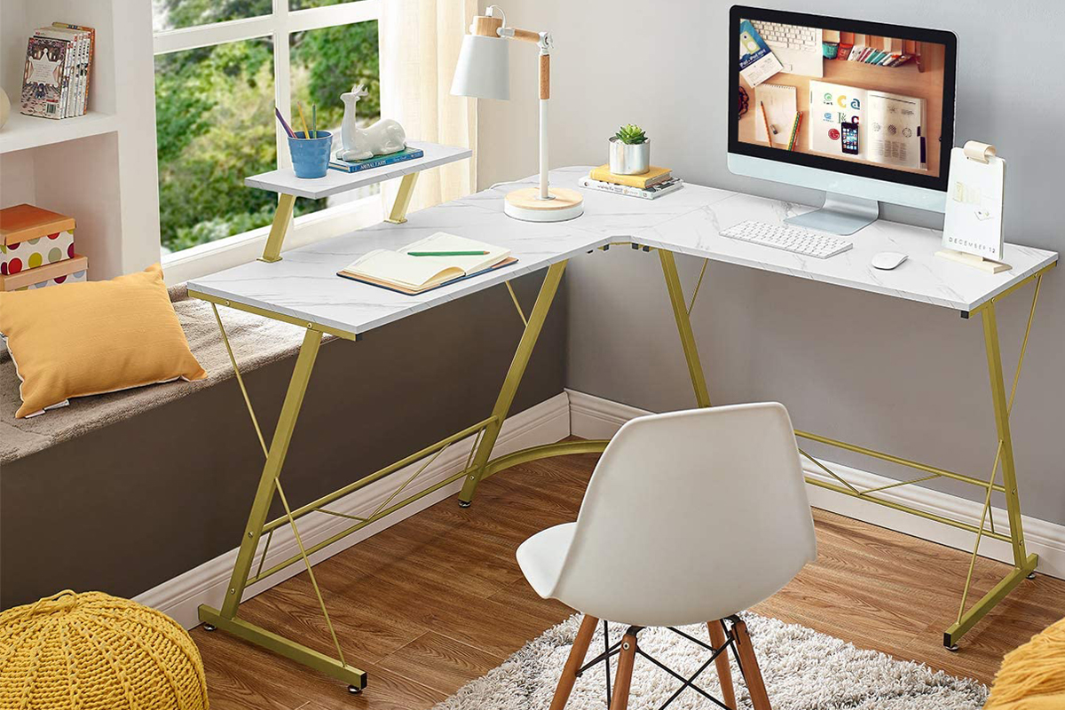 12 Affordable Home Office Desks In Stock On Amazon People Com