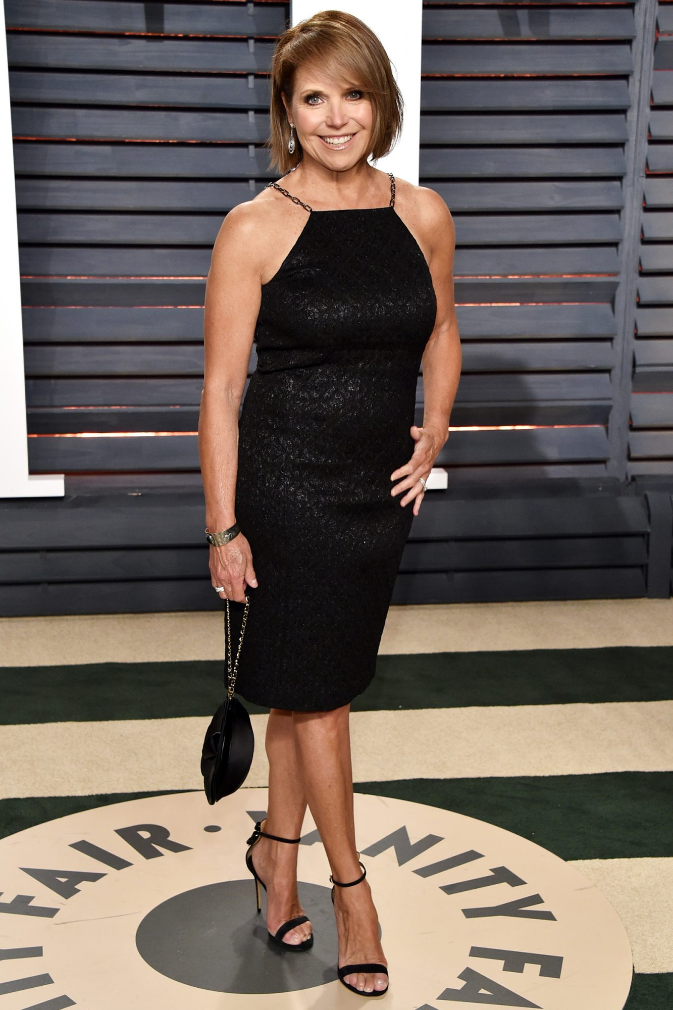 Katie Couric On Colon Cancer After Chadwick Boseman S Death Everyone Has To Be Vigilant People Com