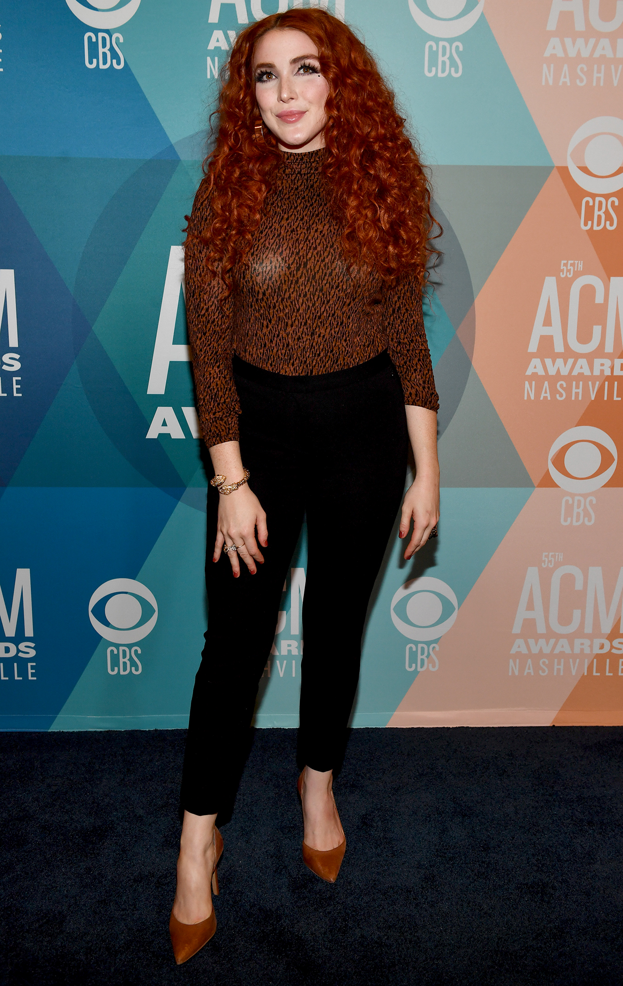 ACM Awards 수상자 Caylee Hammack on Therapy Through Music : 'Do n't Ever Be Ashamed'
