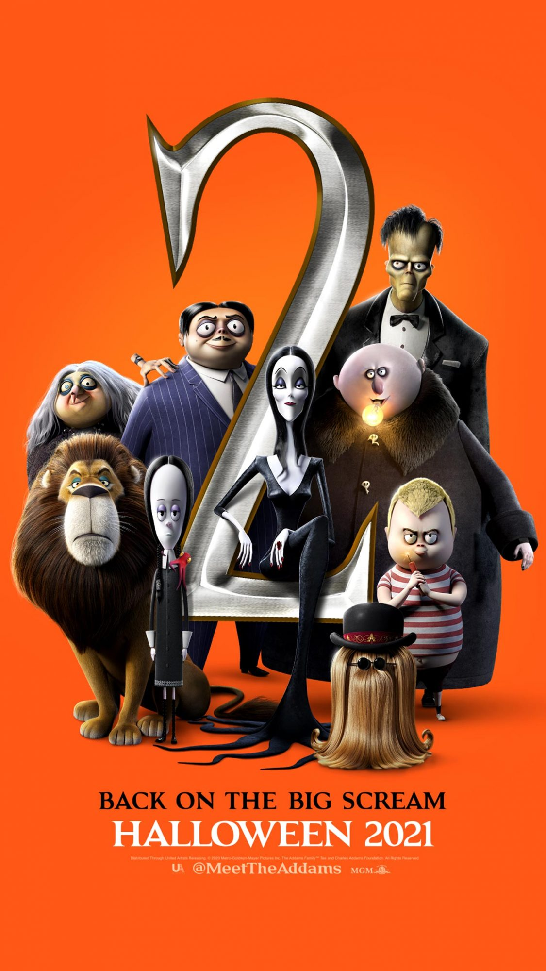Halloween 2020 Trailer 2 Release Date The Addams Family 2 Debuts Teaser Trailer, Poster with 2021