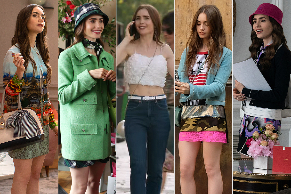 The Emily In Paris Outfits We Can T Stop Talking About People Com