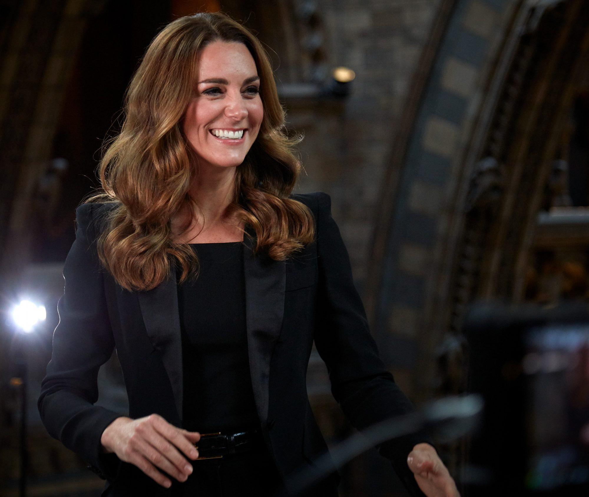 kate middleton reopens natural history museum people com kate middleton reopens natural history