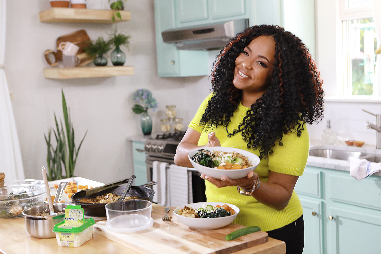 Meet The Celebrity Chefs That Will Star In Own S First Ever Cooking Shows People Com