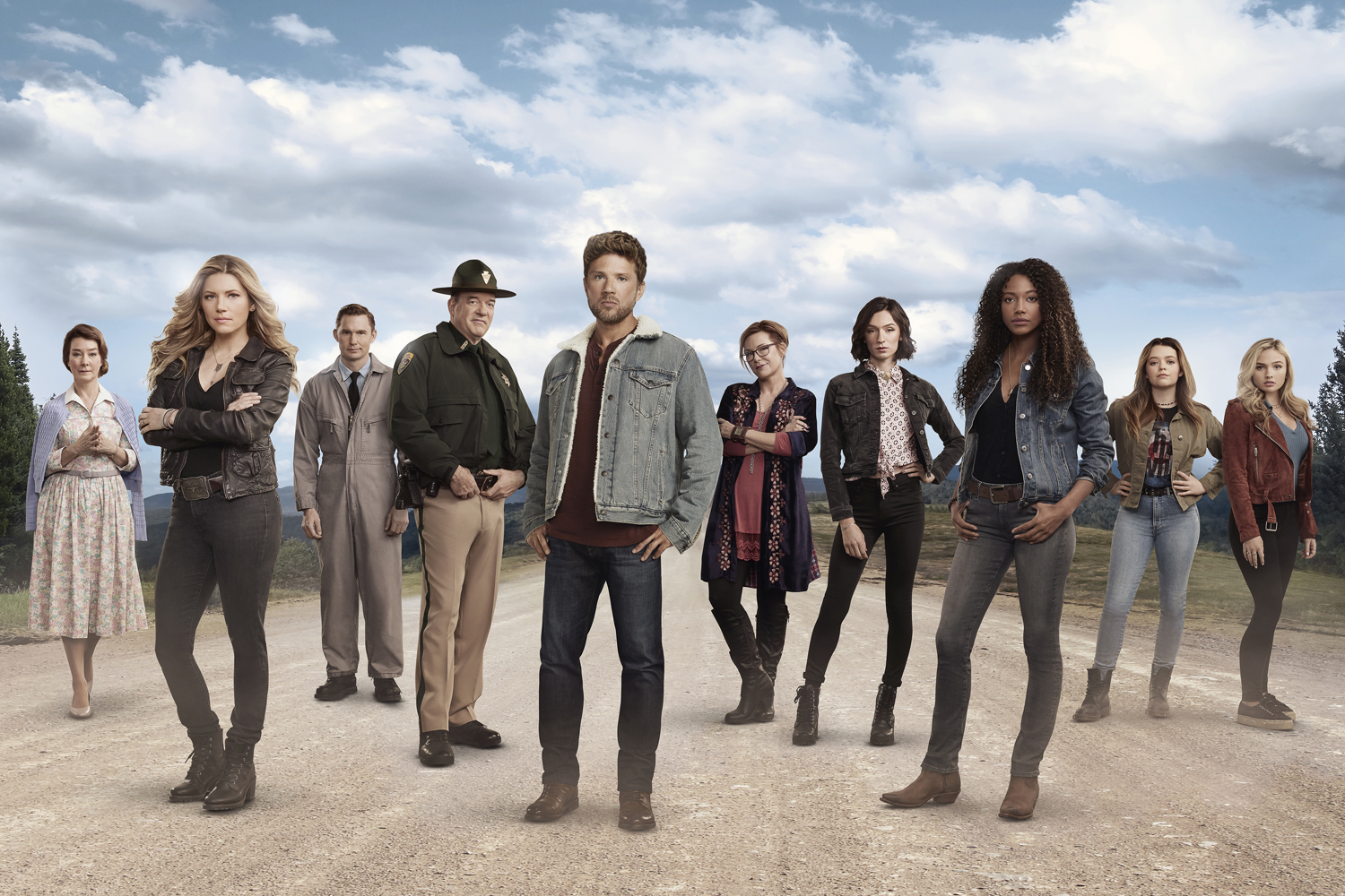 Big Sky Indigenous Groups Calling Out Abc Drama For Lack Of Representation People Com