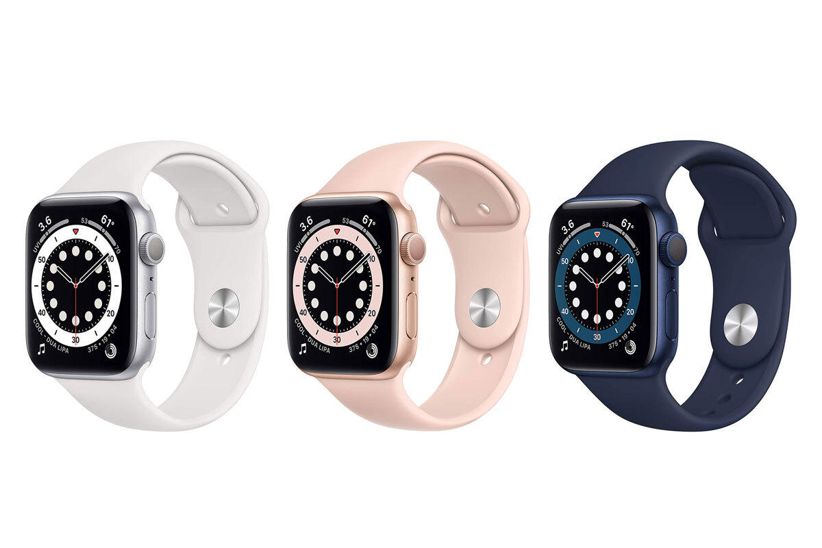 Amazon Apple Watch Deals Include Series 3, 6, and SE   PEOPLE.com