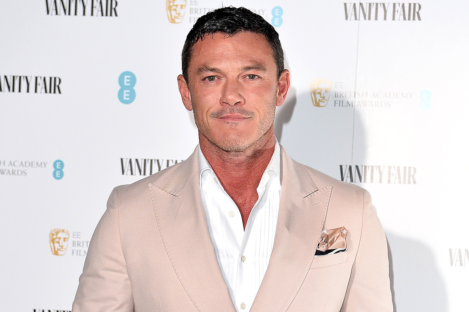 Luke Evans Responds to Claims He Was 'Hiding' Sexuality | PEOPLE.com
