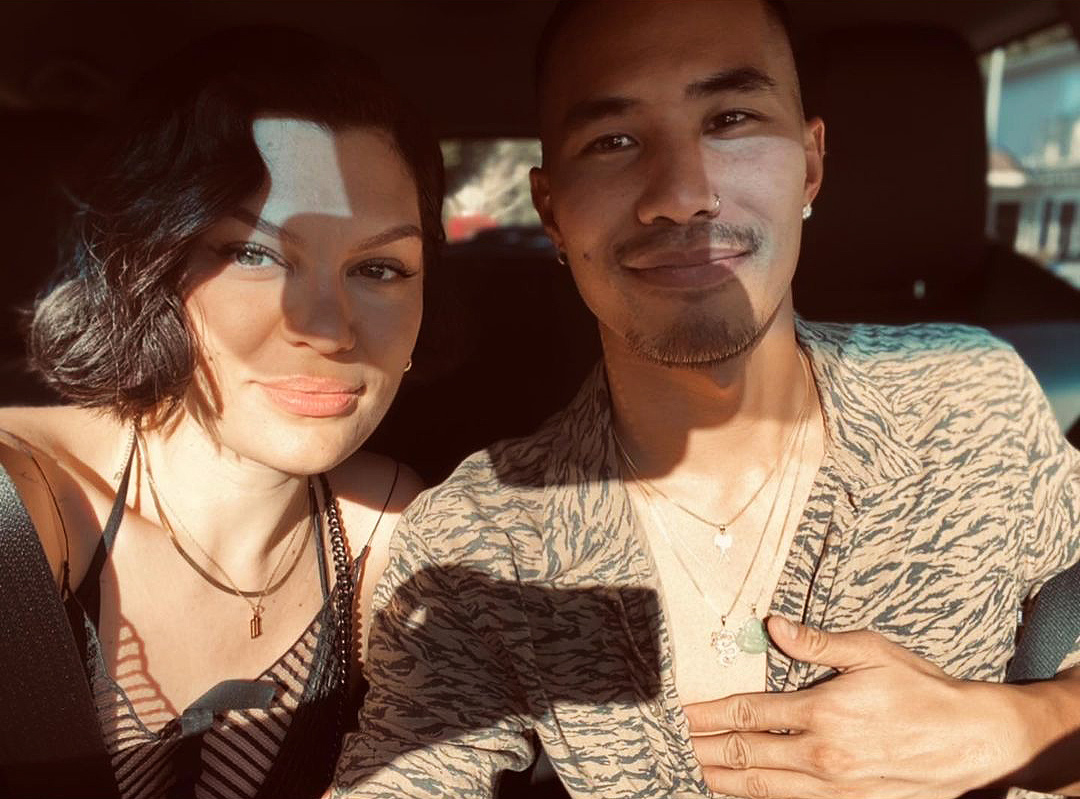 Jessie J Goes Instagram Official with Dancer Max Pham Nguyen : 'He Is n't My Male Pal'
