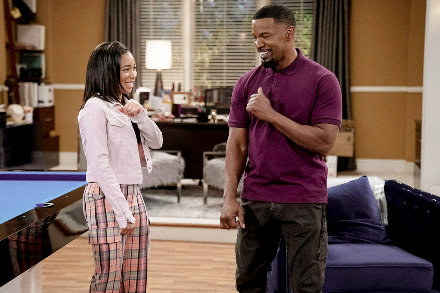 See Jamie Foxx in Netflix's Dad Stop Embarrassing Me! Official Trailer |  PEOPLE.com
