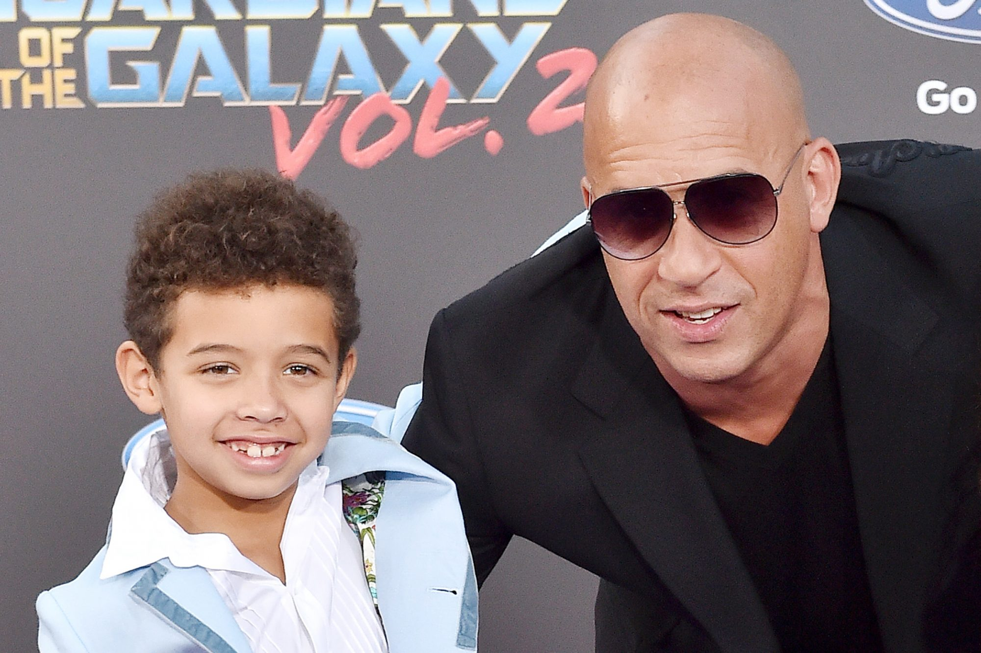 Vin Diesel의 Son Vincent, 10, Fast and Furious 속편에서 영화 데뷔