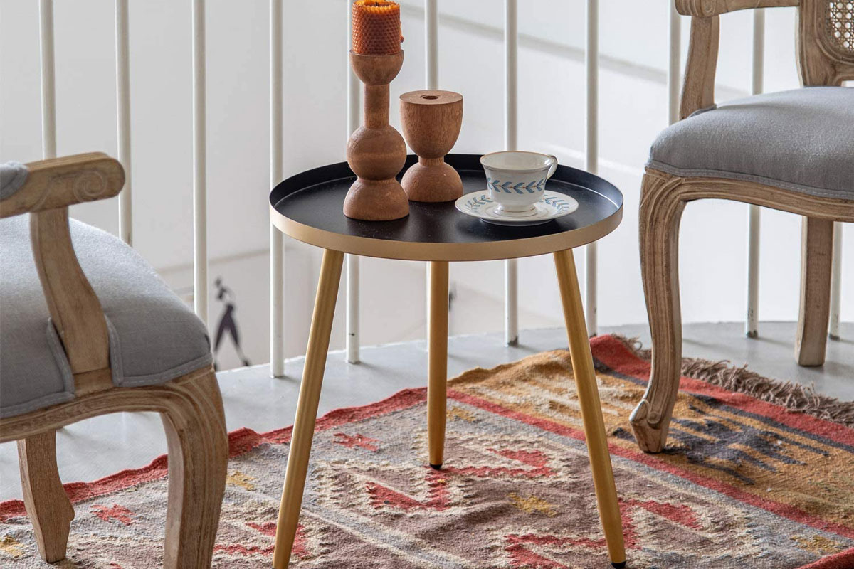 This Side Table From Will Make, Side Tables For Living Room