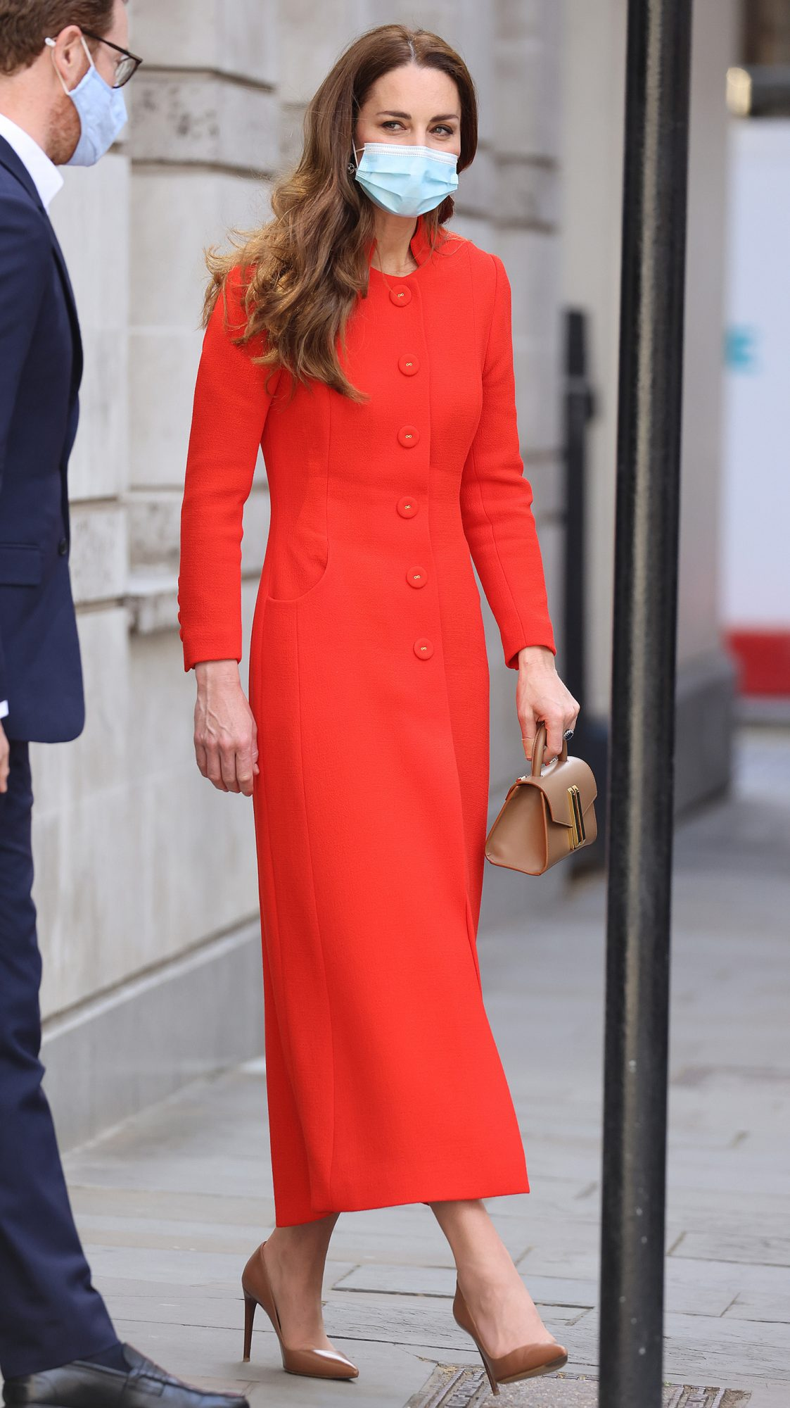 Vea la nota secreta que dejó Kate Middleton en Books Hidden Around London