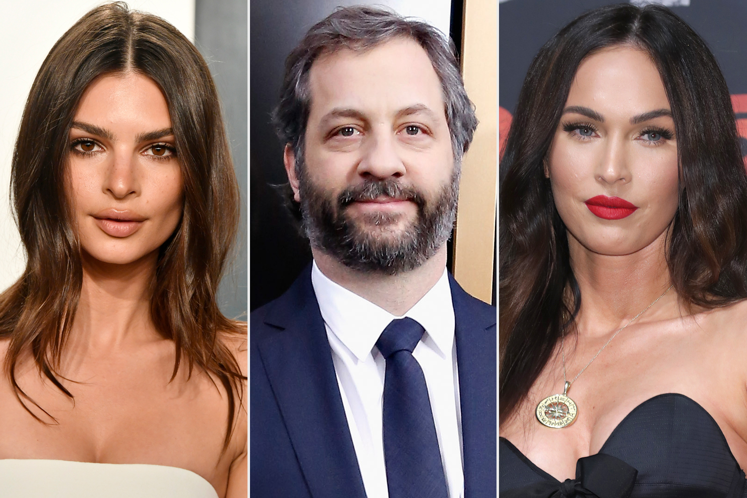 Emily Ratajkowski, Judd Apatow의 This Is 40 for Objectification of Megan Fox : 'Not Aging Well'