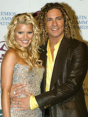 Jessica Simpson y David Bisbal