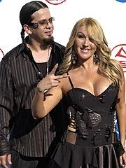 Cruz Martínez y Alicia Villarreal