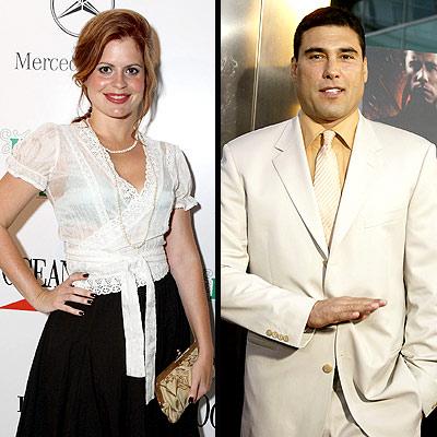 Eduardo Yáñez y Francesca Cruz