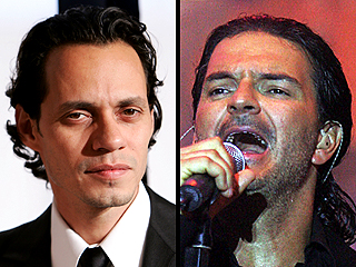 Marc Anthony y Ricardo Arjona