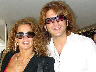 Niurka Marcos y Bobby Larios