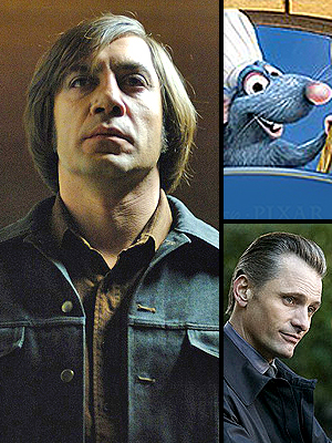 principal Cine: No Country, Ratatouille y Eastern Promises