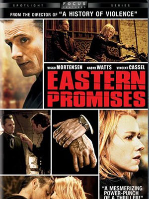 Eastern Promises DVD