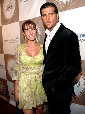 Christian Meier y Marisol Aguirre