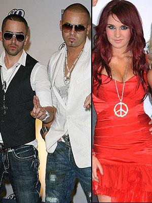 Dulce María, Wisin y Yandel