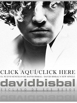 David Bisbal, Esclavo de tus besos