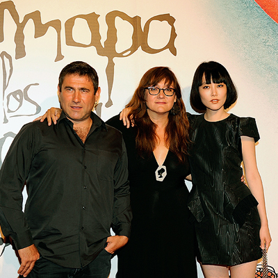 Sergi López, Isabel Coixet, Rinko Kikuchi
