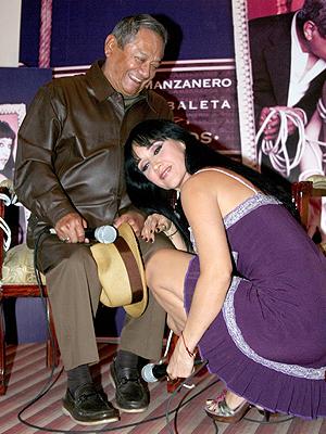 Armando Manzanero, Susana Zabaleta