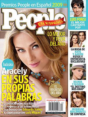Portada de la edición de diciembre/enero de PEOPLE EN ESPAÑOL