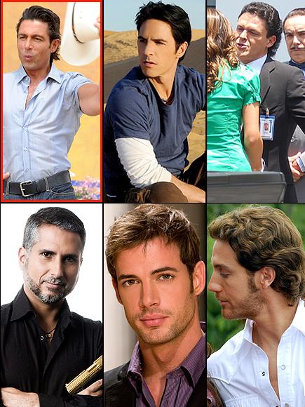 Premios People En Español 2010: Telenovelas, Mejor actor protagónico