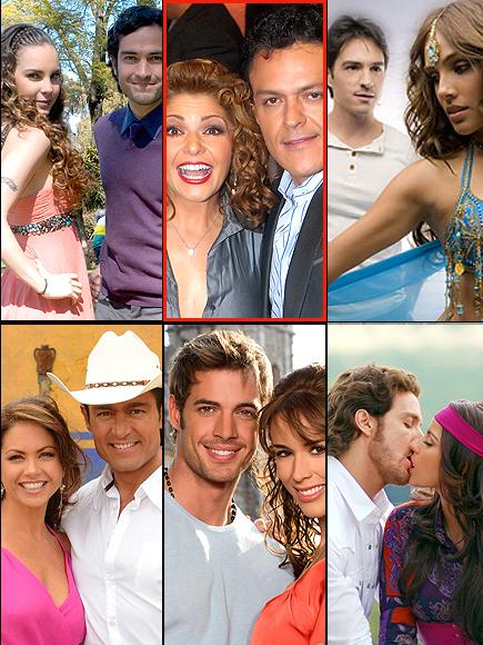 Premios People En Español 2010: Telenovelas, Mejor Pareja