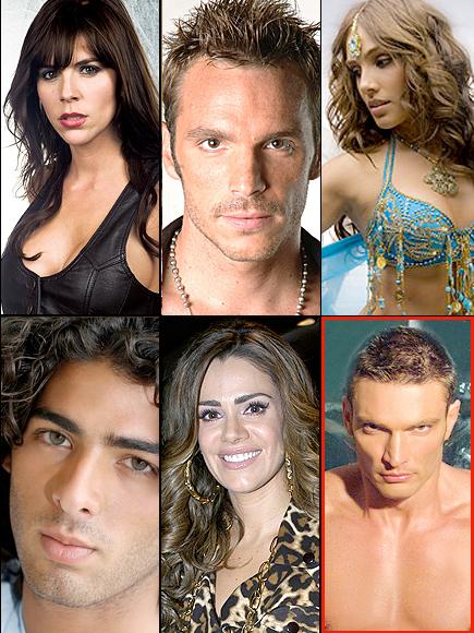 Premios People En Español 2010: Telenovelas, Mejor Revelación del año