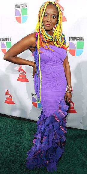Lucrecia Pérez, Latin Grammy 2010