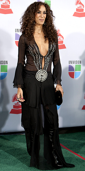 Rosario, Lation Grammy 2010