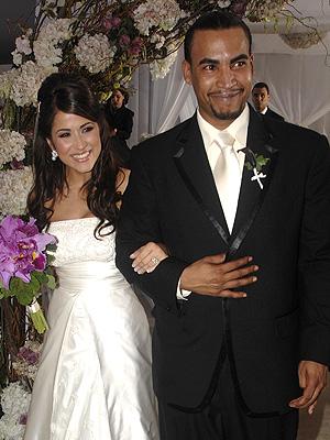 Jackie Guerrido y Don Omar, Bodas 2008