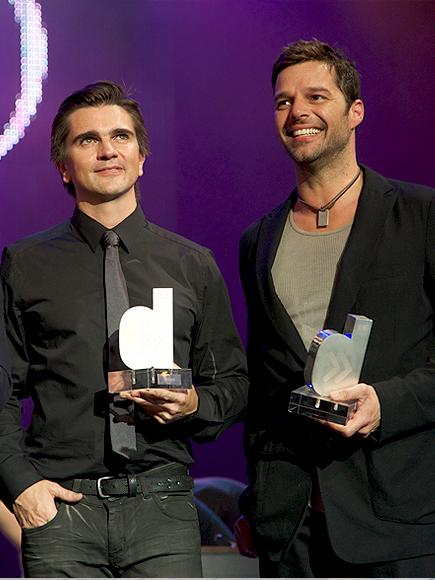 Ricky Martin, Juanes
