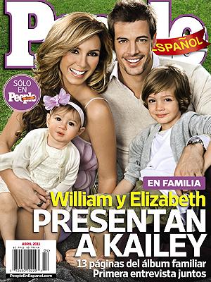William Levy en la portada de abril