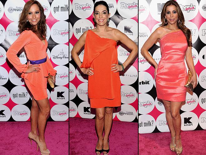Kika Rocha, Satcha Pretto, Lourdes Stephen, Tendencias alfombra Bellos 2011
